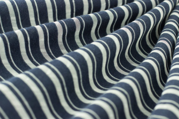 Organic cotton and Bemberg™ by Asahi Kasei fabric by TINTEX with Naturally Clean finishing
