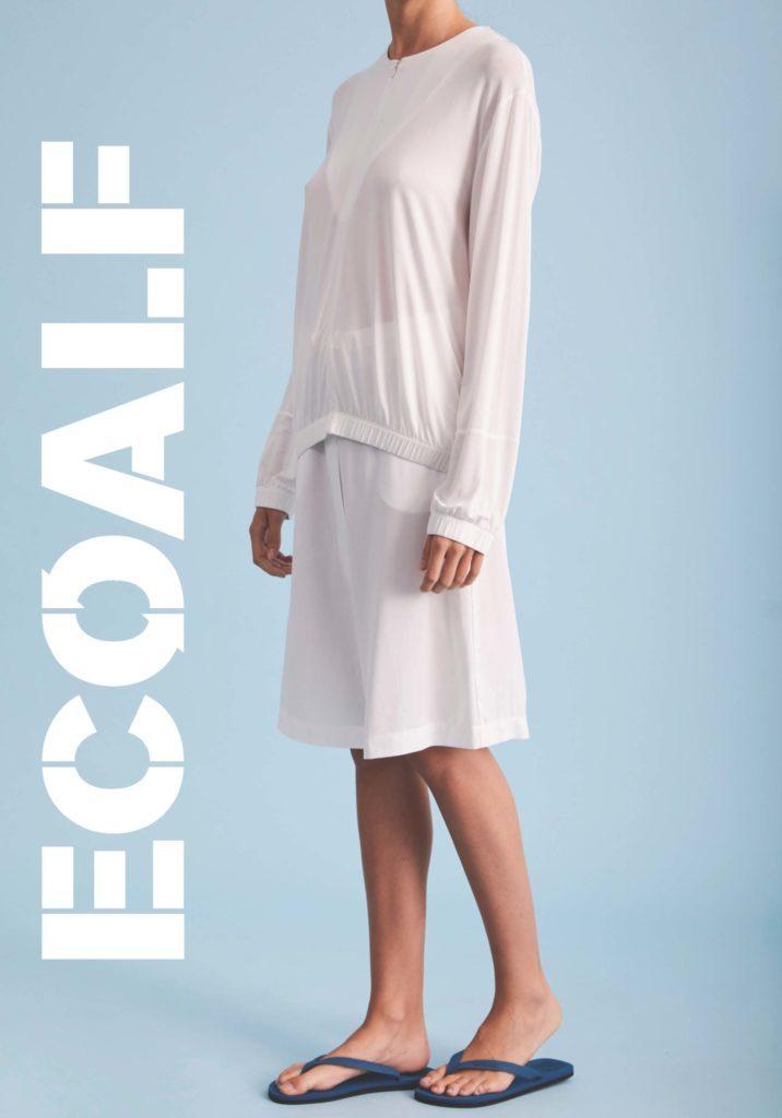 Mia long sleeve Tshirt by Ecoalf made out of Bemberg™