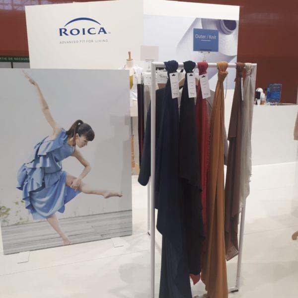 ROICA stand @ Première Vision Paris