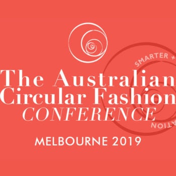 Australian Circular Fashion Conference, Melbourne, Giusy Bettoni, CLASS Ecohub